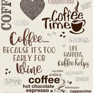 цвет Кофейная любовь
