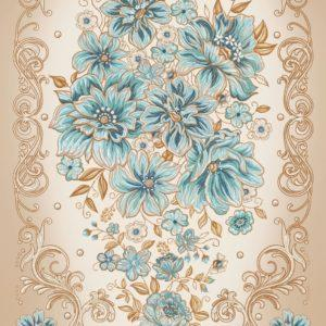 цвет Элизабет (голубой)